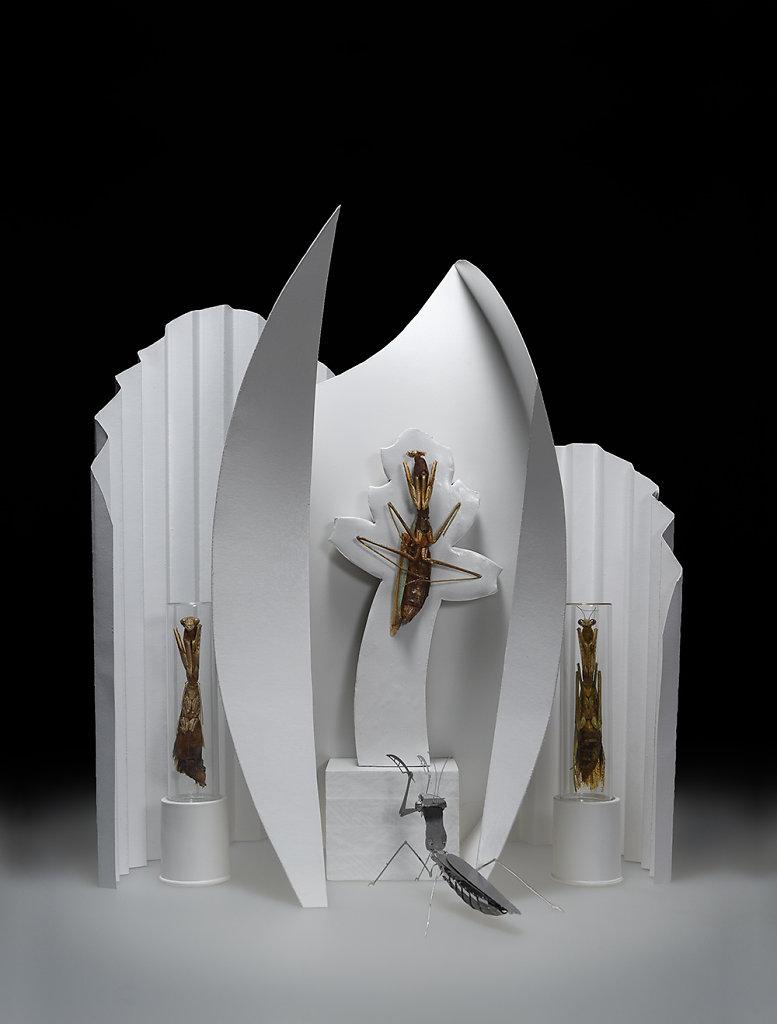Mantis Shrine 3